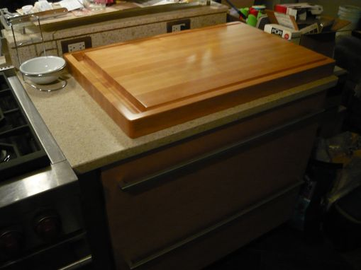 Custom Made Custom Carving Board