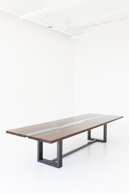 Custom Made River Conference Table