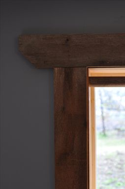 Custom Made Window Trim