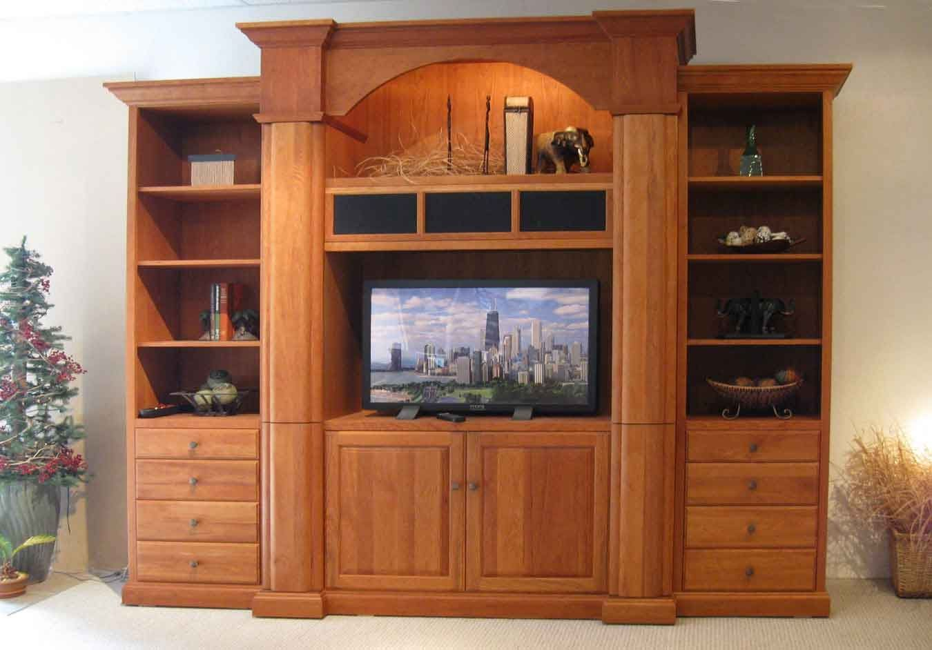 Custom Made Tv Cabinet By Furniture Design