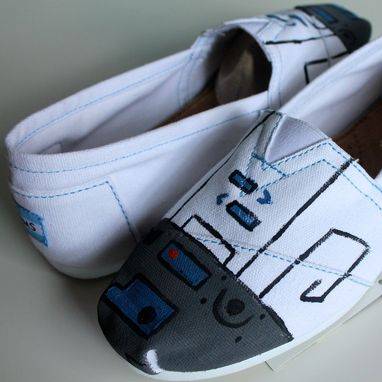 Custom Made R2d2 Custom Toms