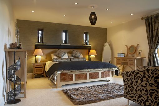 Custom Made Bedroom Suite