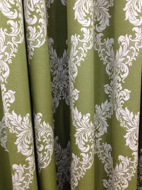 Custom Made Window Curtains, Custom Made