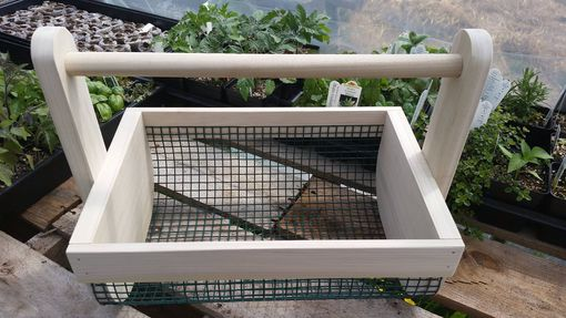 Custom Made Garden Basket
