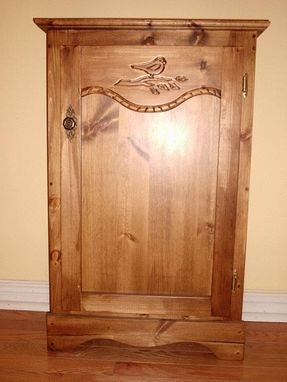 Custom Made Cupboard, Wood Cupboard, Kitchen Cupboard