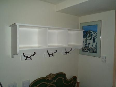Custom Made Entry Way Cubbies