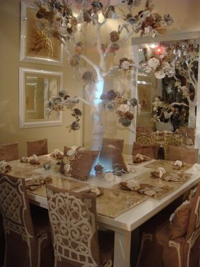 Custom Made Dining By Design Table For Diffa Event Nyc