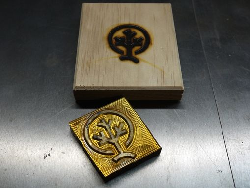 Custom Made Custom Branding Iron