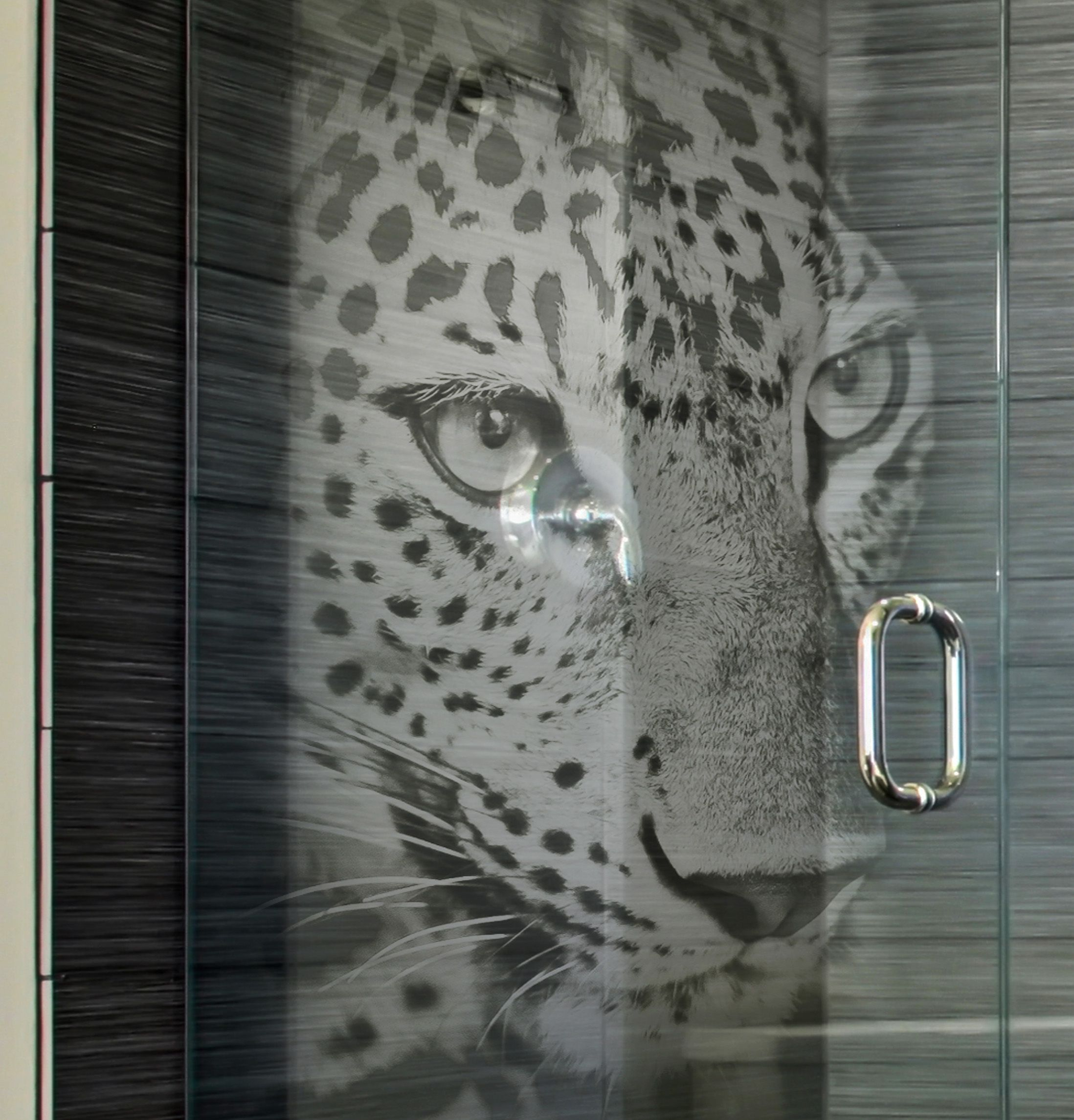 design etched regard pattern f glass inspiration shower frosted with to sizing doors pin for modren x