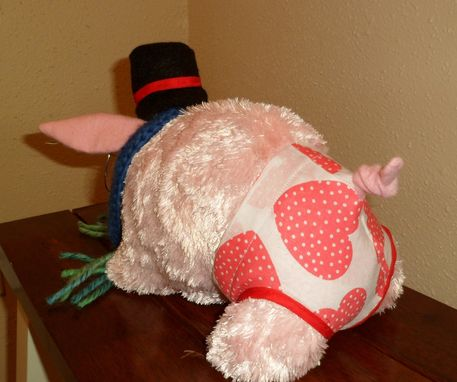 Custom Made Bronwen's Pig