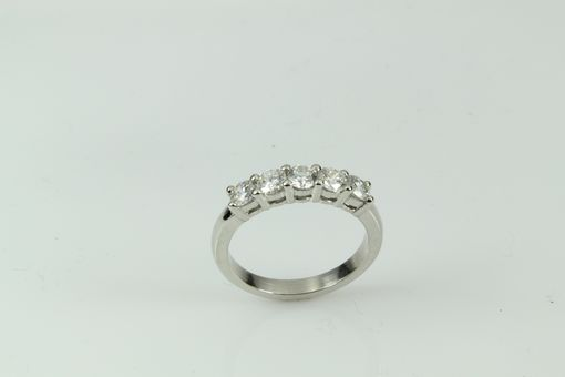 Custom Made Diamond Wedding Bands