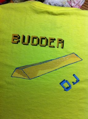 Custom Made Budder Dj