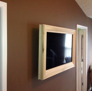 Custom Made Tv Frames