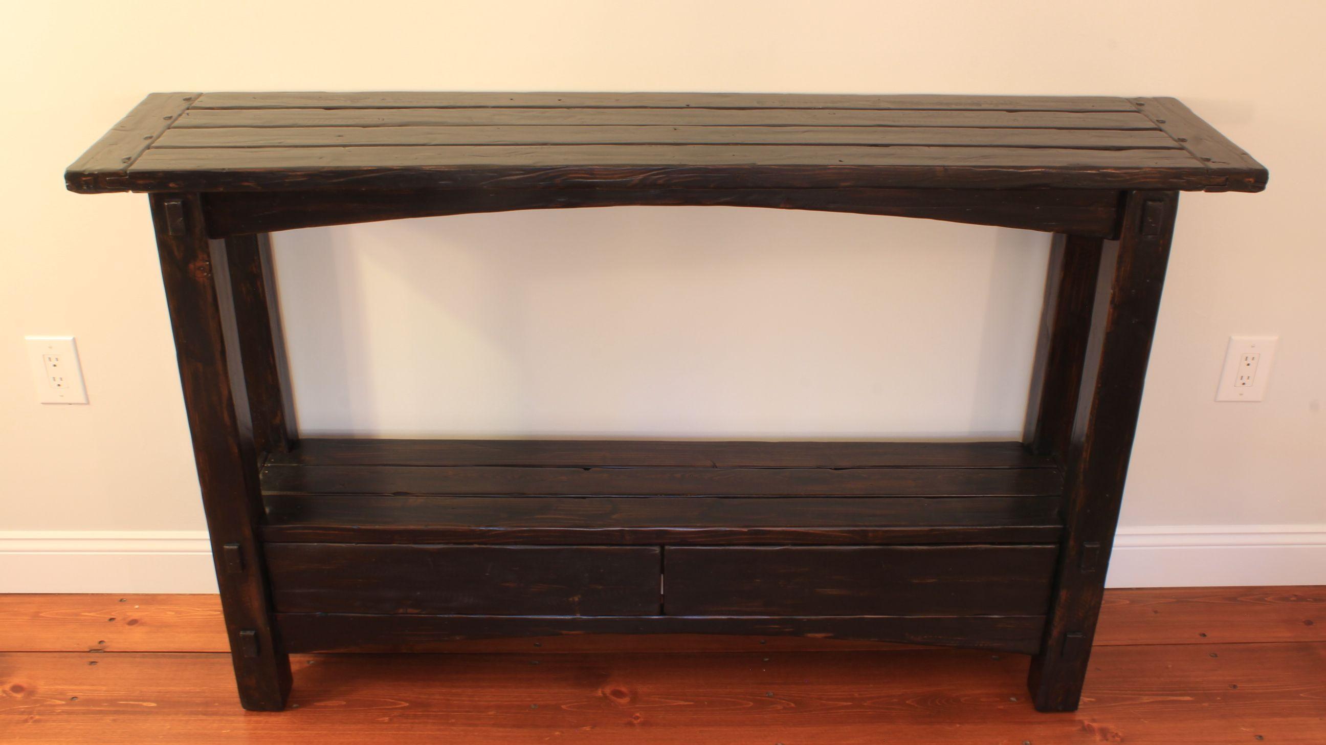 Custom Made 2x4 Table By Eric Mogerley Finish Carpentry