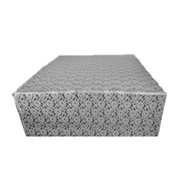 "Custom Made 48"" Square Lounge Bed Ottoman"