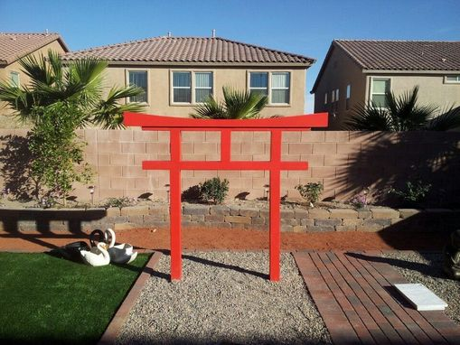 Custom Made Tori Gate