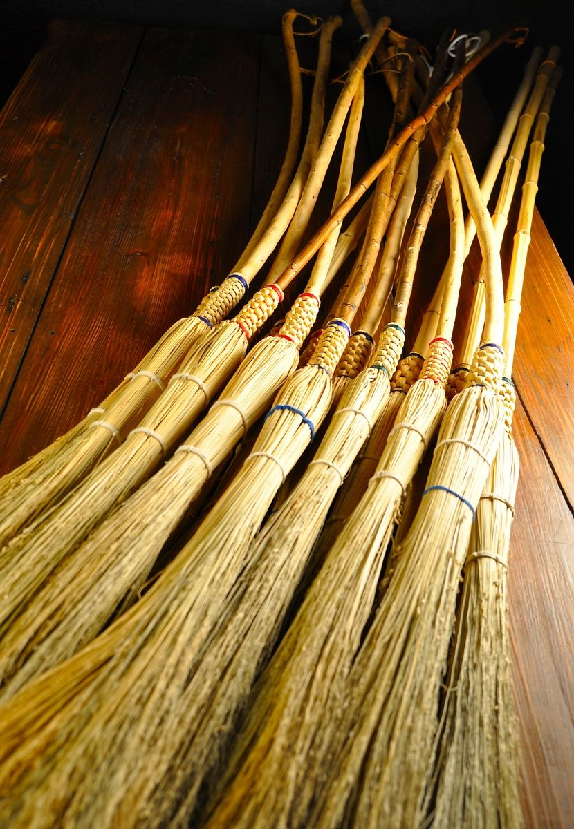Handmade Cobweb Brooms, Simple, Traditional Appalachian by ...