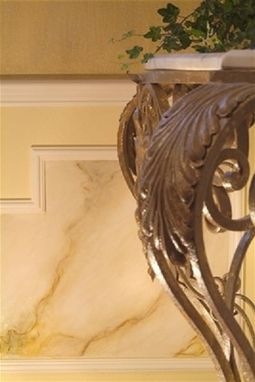 Custom Made Faux Wood, Marble, Stone And Metal