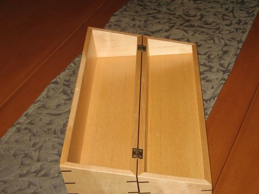 Custom Made Wine Box