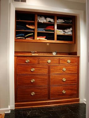 Custom Made Federal Closet