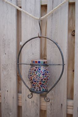 Custom Made Outdoor Lantern
