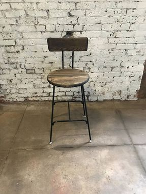 Custom Made Minimalist Stool