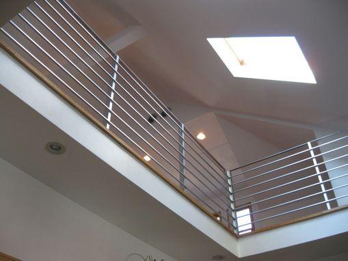 Stair Railing Ideas Farmhouse