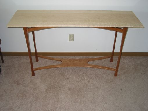Custom Made Custom Hall Table