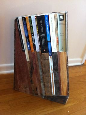 Custom Made Top Ten (Or 13 In This Case) Custom Mini Library/Bookshelf