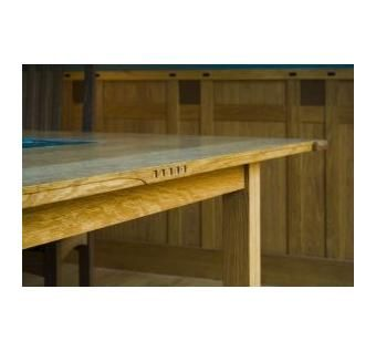 Custom Made Mahan Dining Table