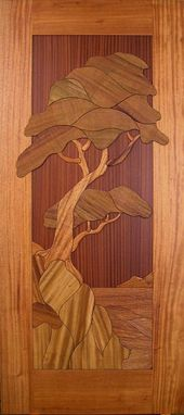 Custom Made The Carmel From The Big Picture Line Of Entry Doors