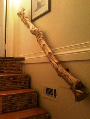 Custom Made Handrails - Grapevine Handrails