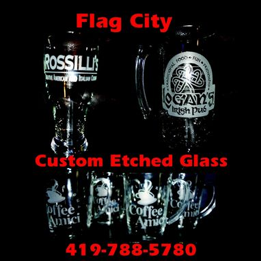 Custom Made Custom Made Beer Mugs Or Glasses