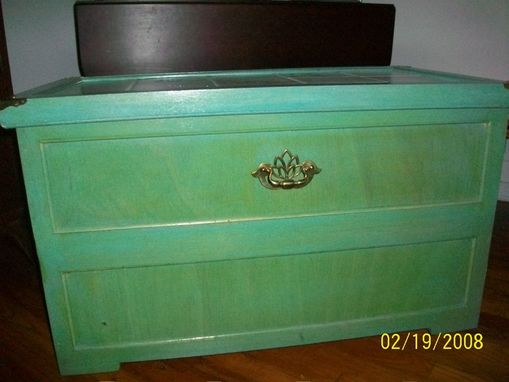 Custom Made Storage Chest