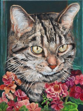Custom Made Custom Pet Portraits