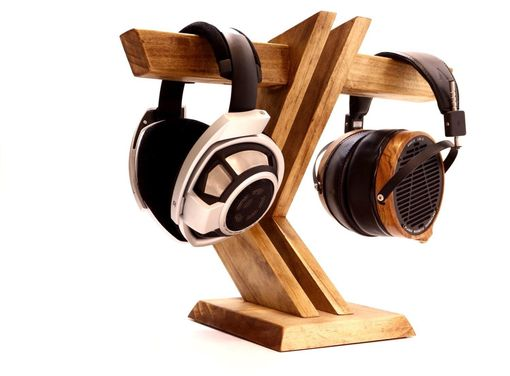 "Custom Made Headphone Stand ""Morpheus"""