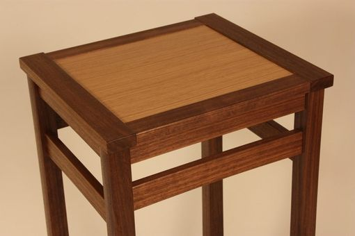 Custom Made Frame-Top Pedestal