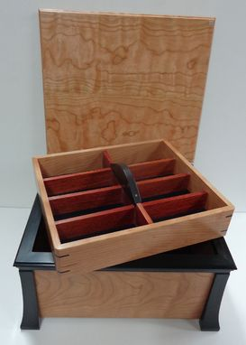 Custom Made Watch Box