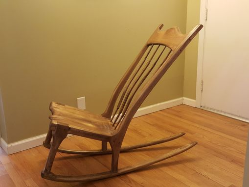 Custom Made Rocking Chair (Armless) - Chaqueño