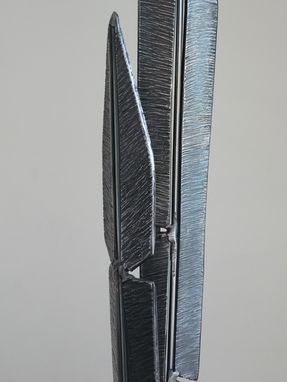 Custom Made Steel Feathers