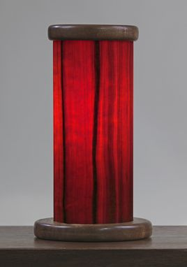 Custom Made Wood Accent Light - Serengeti