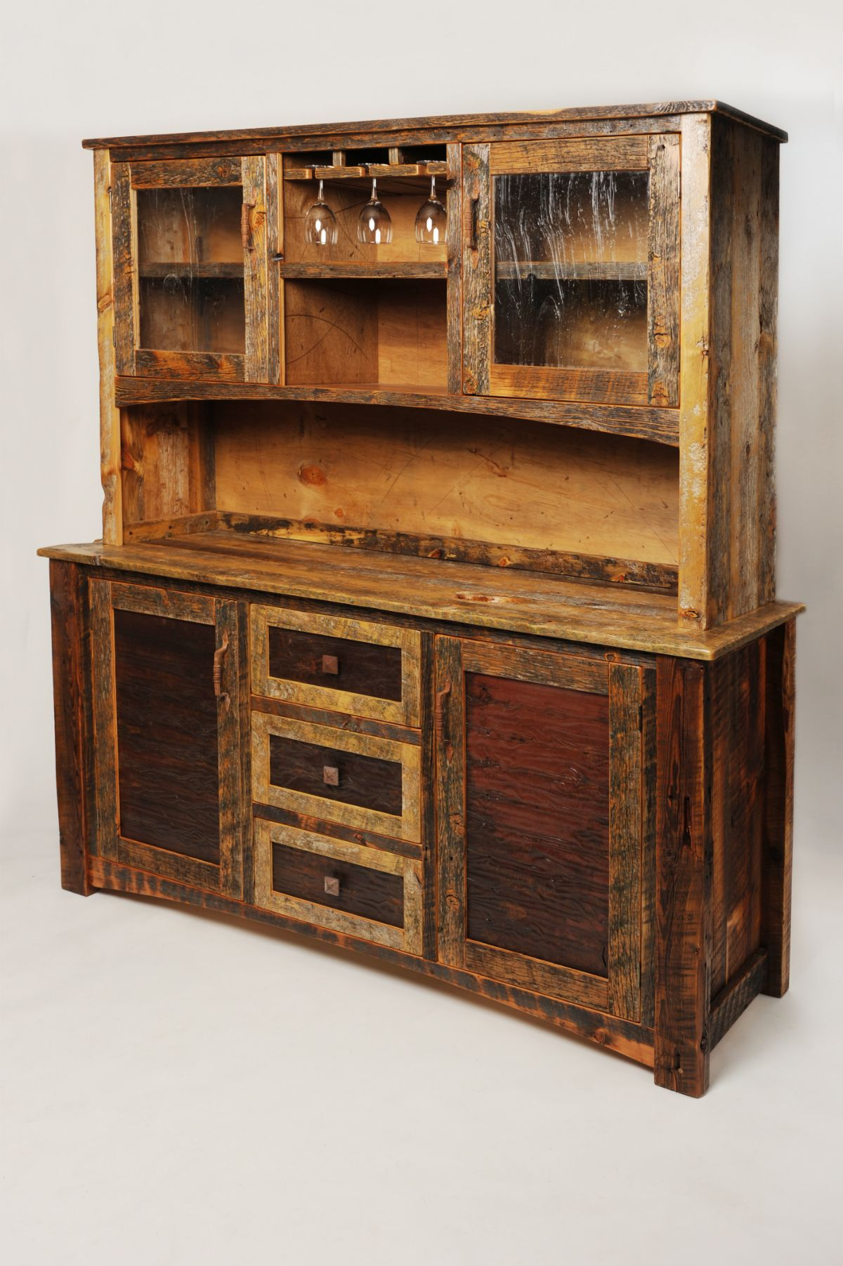 Buy a Hand Made China Hutch, made to order from Rory's