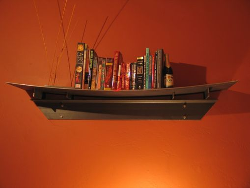 Custom Made Curve Shelve