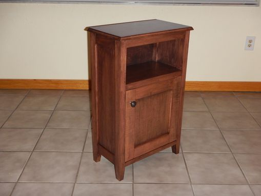 Custom Made Standing Bathroom Cabinet