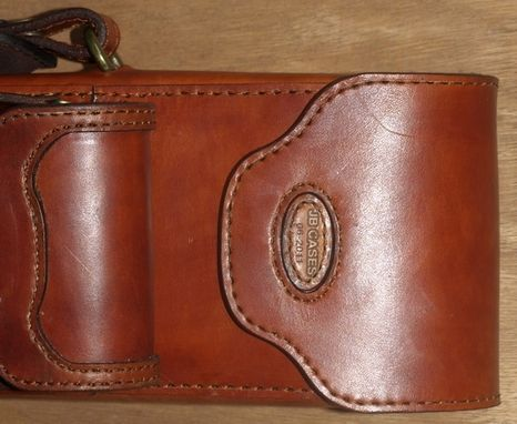 Custom Made Yu Yang Mason Leather Poolstick Case