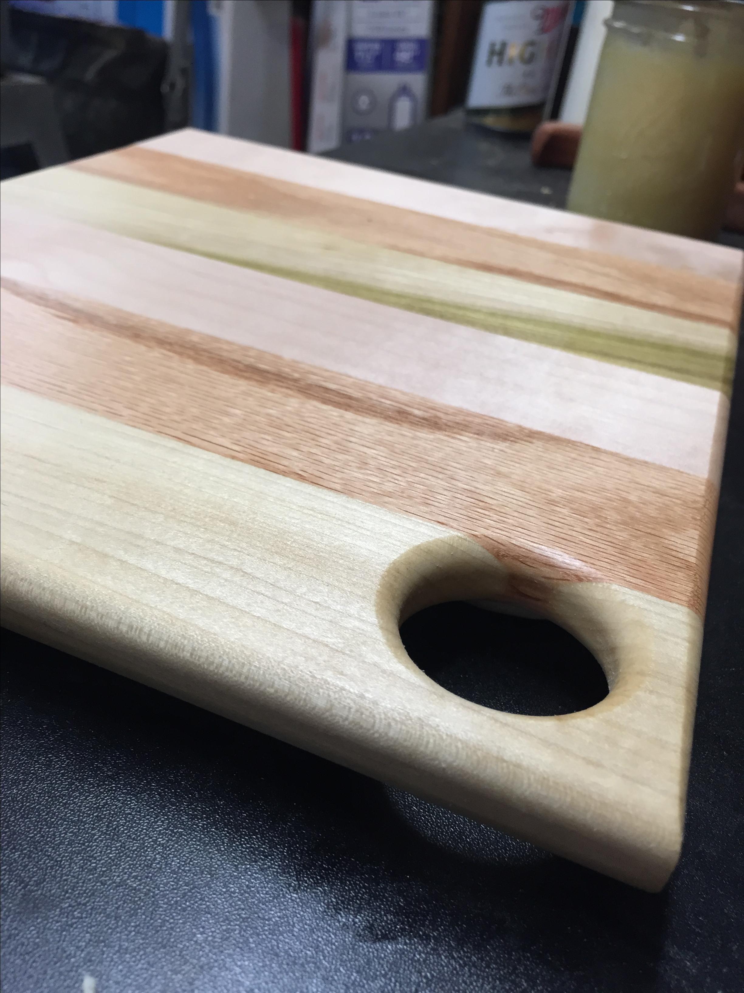 Handmade Custom Cutting Board By Hh Co Design Custommade Com