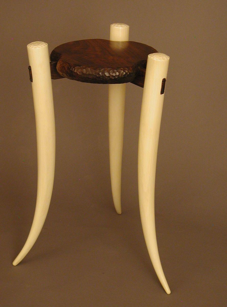 handmade tusk pedestalfine ideas furniture | custommade