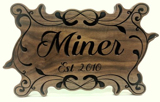 Custom Made Custom Wood Sign, Wood Sign, Wedding Gift, Carved Wood Sign, Personalized Wood Sign