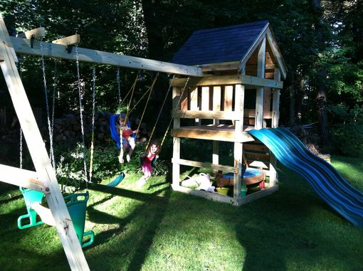 Custom Made Children's Play Scape