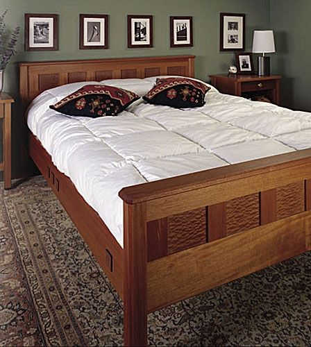 custom made mahogany and sapele bedroom furniture by neal 11337 | 6678 30482